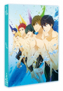 Free!(アニメ) Free!-Dive to the Future- Vol.6(Blu-ray Disc)